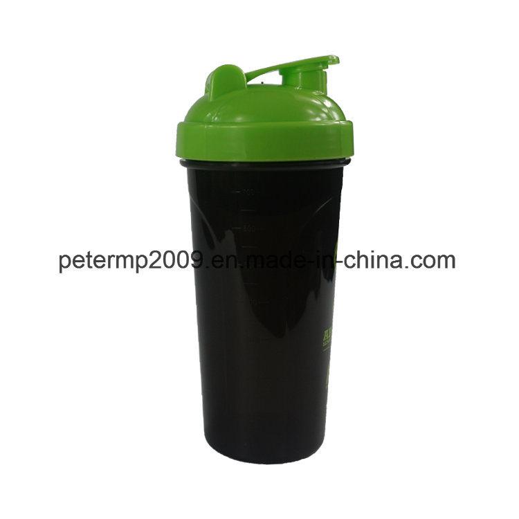 700ml Plastic Protein Blender Shaker Bottle (SG-005)