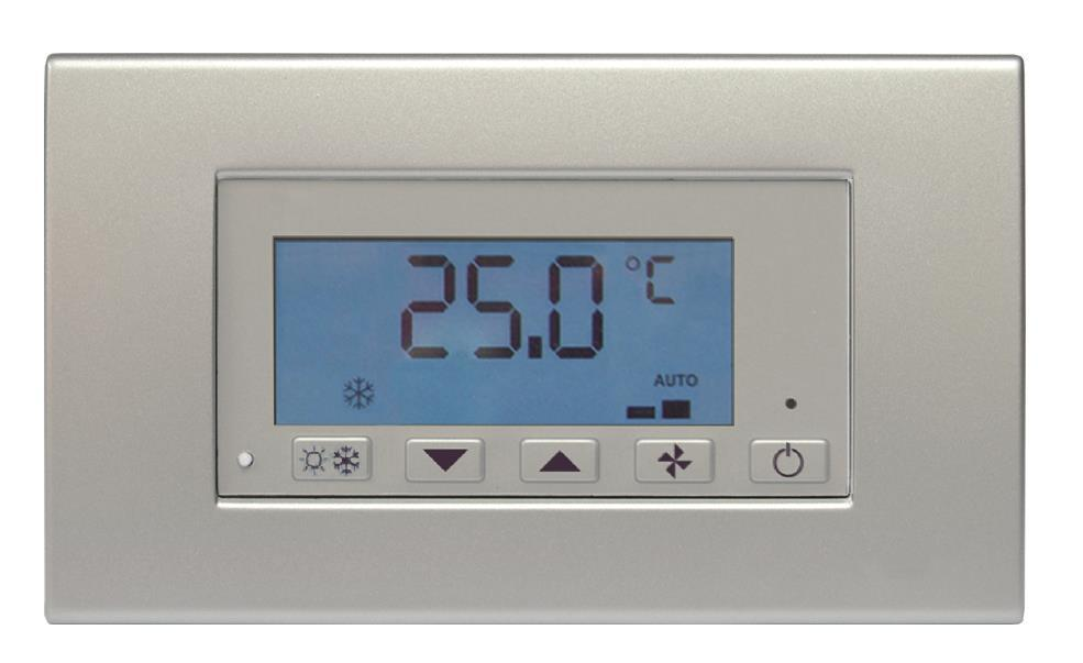HVAC Digital Remote Air Conditioner Thermostat (HTW-61-EW001)