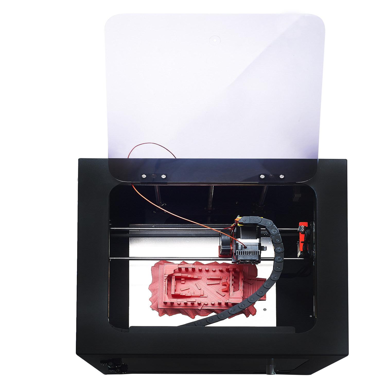 Factory Large Size Building Desktop Whole Sealing Fdm 3D Printer
