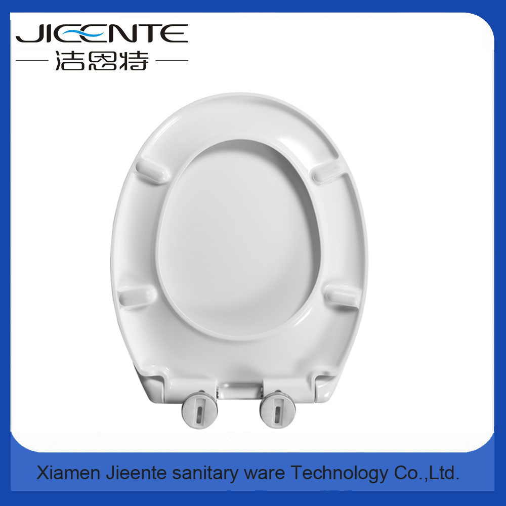UF Material White Color Cera Toilet Seat