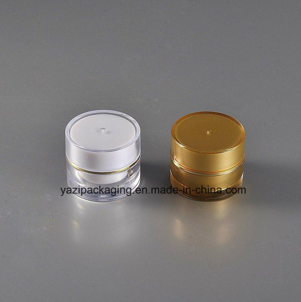 Round Acrylic Jar with 5g