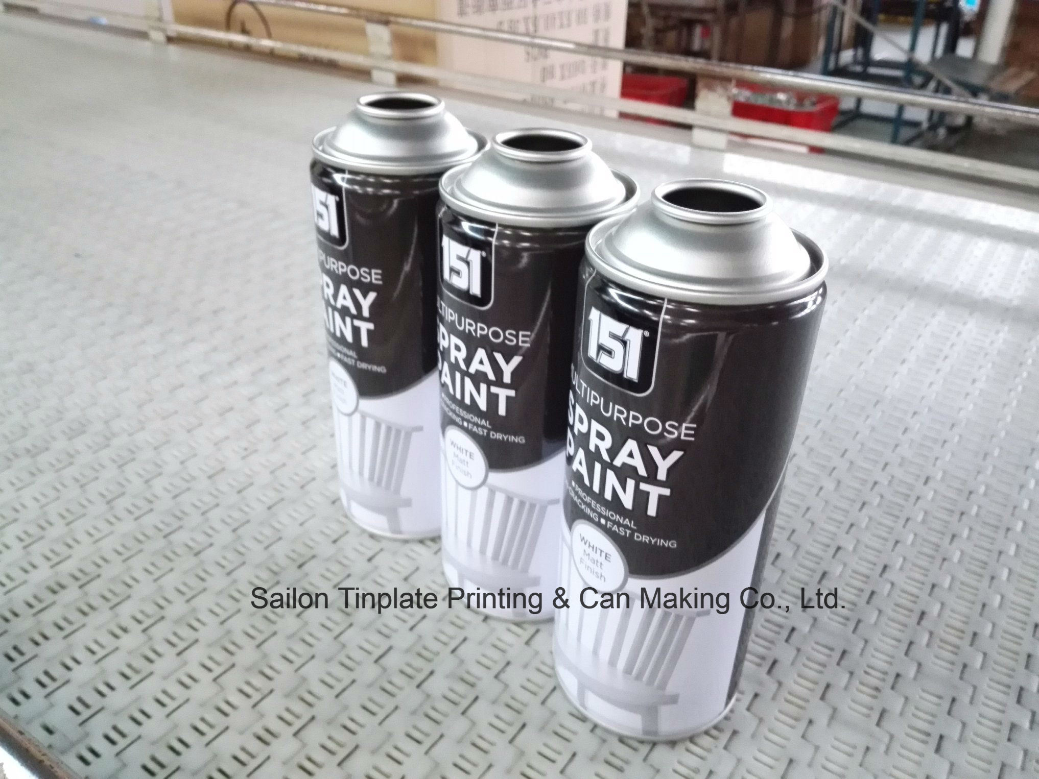 Spray Paint Cans with Printing for Whole Sale