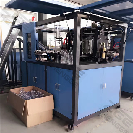 2000bph Automatic Pet Bottle Blow Molding Machine for Plastic Container