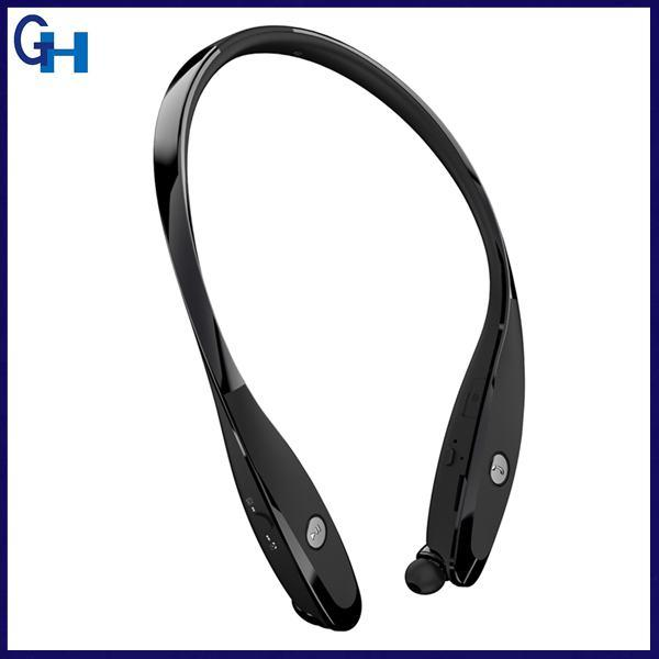 Long Talking Time Aptx Noise Cancelling Stereo Bluetooth Wireless Earphones for Mobile Phone