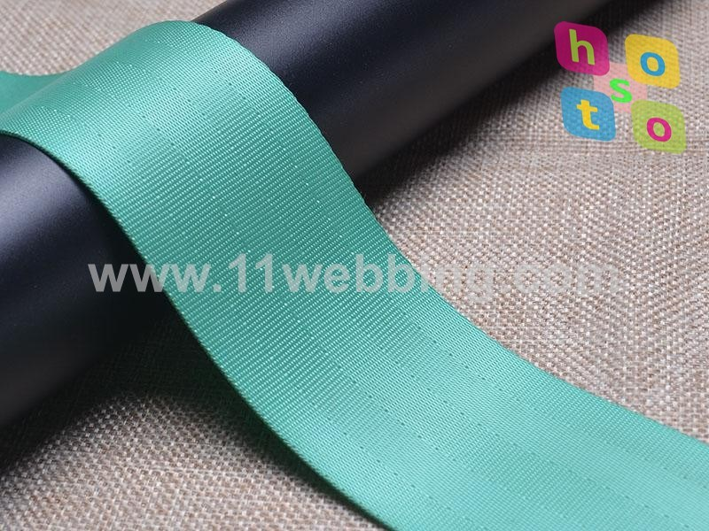 Customized Safety Belt 4.8cm Nylon Seat Belt Webbing