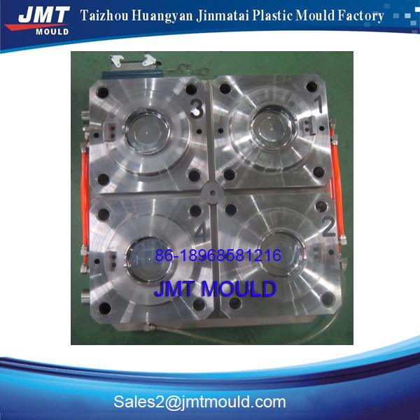 Plastic Injection Food Pail Mould