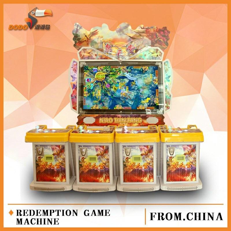 Ausement Slot Machine Birds Fighting Arcade Game Machine