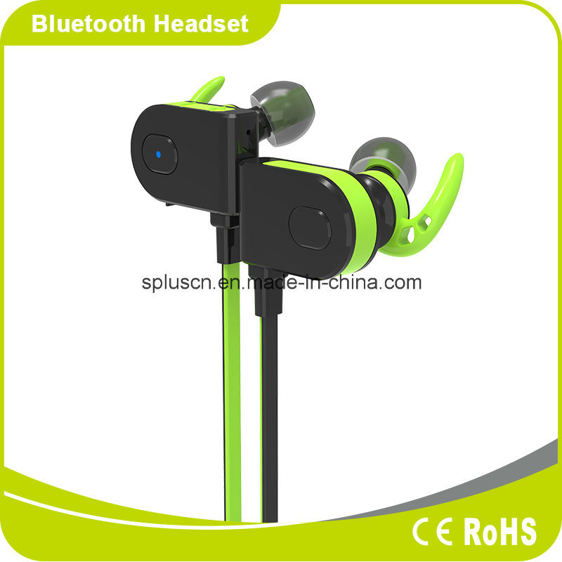 Fashion Bluetooth Mobile Earphone Dynamic Sports Design with FM Radio