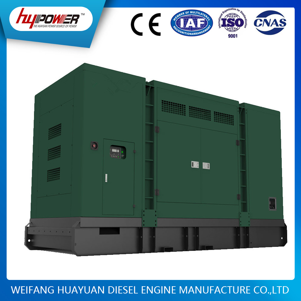 200kw/250kVA Ce Certificated Good Quality Cummins Diesel Genset for Continue Power