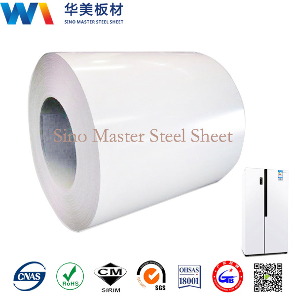 Water Heater Housing Color Coated PCM Steel Sheet