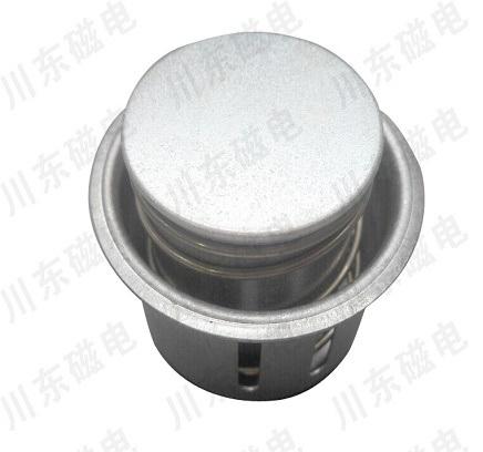 Magnetic Steel Temperature Limiter