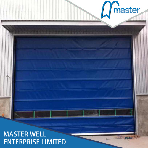 High Speed Rolling Door, Rapid Door, High Speed Stacking Door