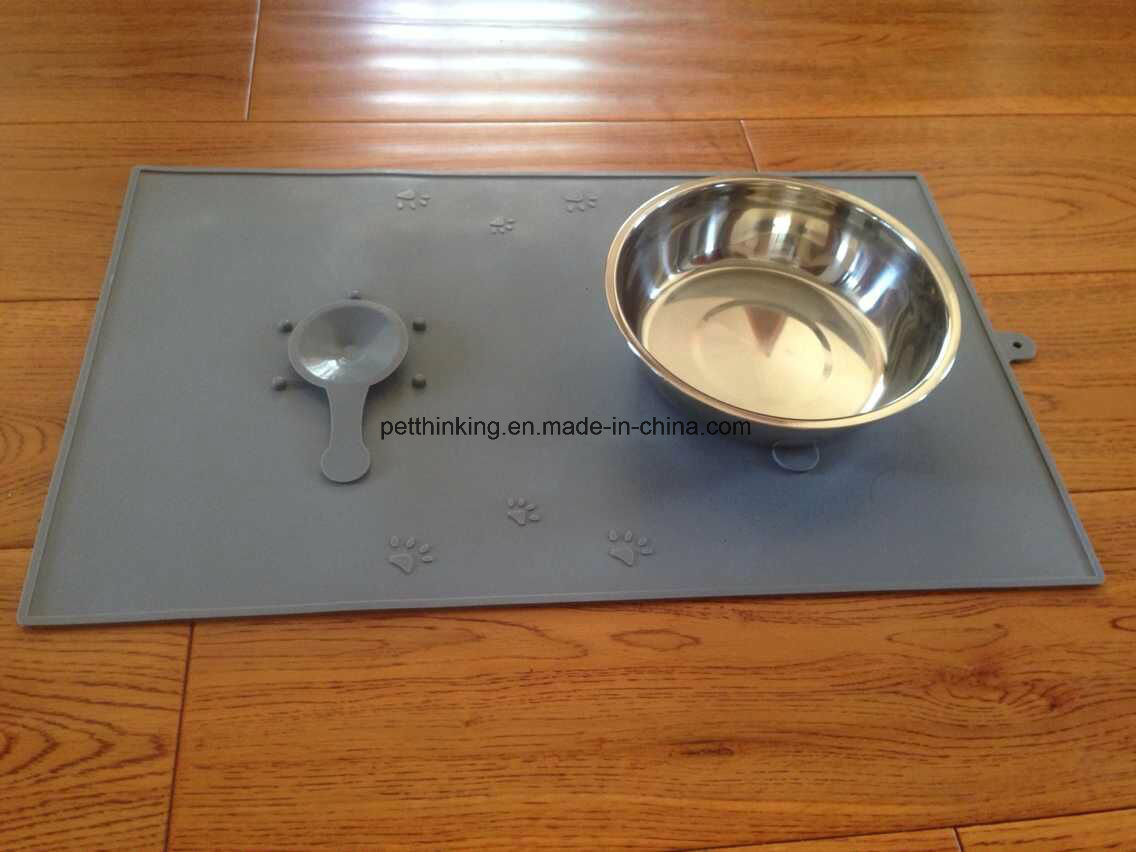 Magic Sucker Pet Bowl Mat (without bowl) FDA Test Passed