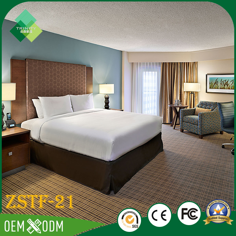 Specializing in The Production Hotel Bedroom Set of Factory (ZSTF-21)