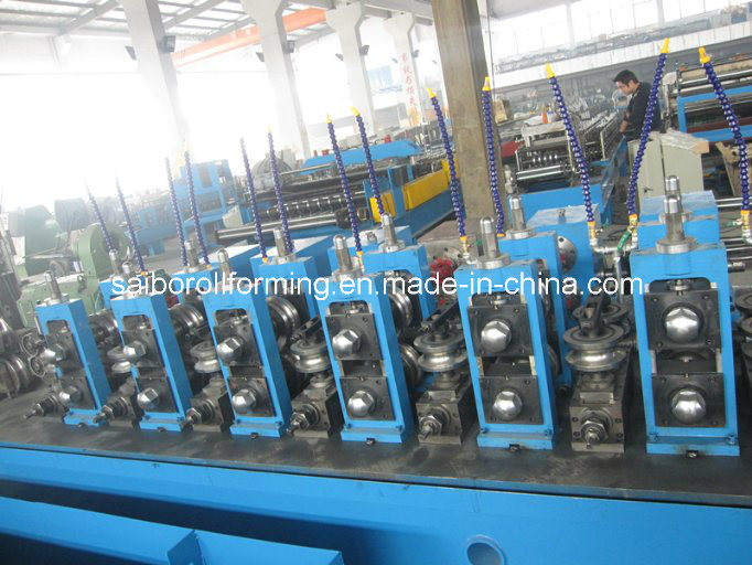 High-Frequency Welding Pipe Making Machine Line (YX50)