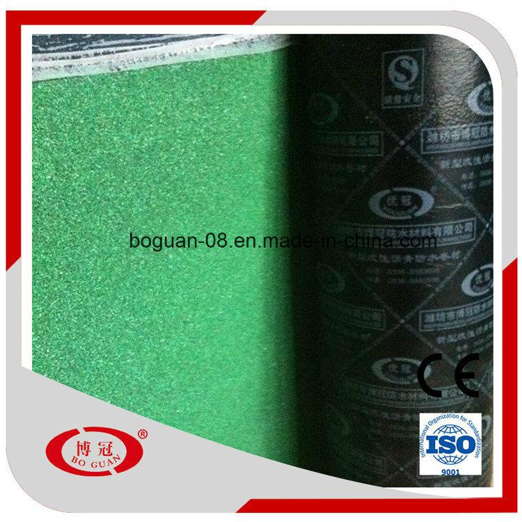 Sbs Modified Bitumen Waterproof Membrane for Roofing