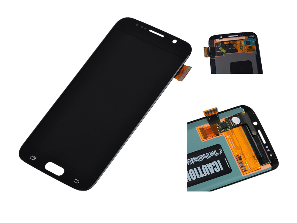 Mobile Phone Parts Touch Screen LCD for Samsung S4/S5/S6/S7 Edge
