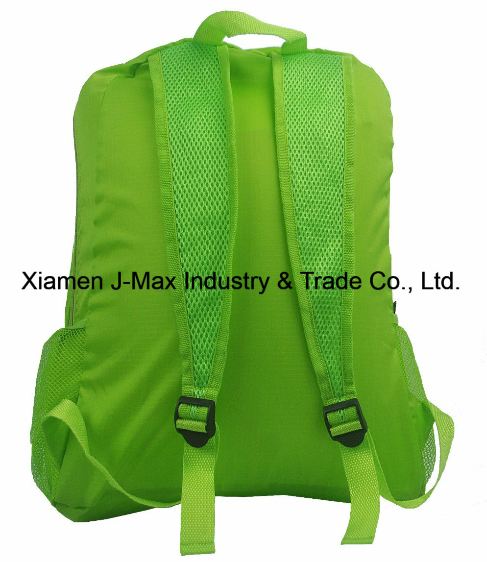 Water Resistant Lightweight Handy Foldable Travel Bag Backpacks for Packable Hiking Daypack Camping Sports Cycling School