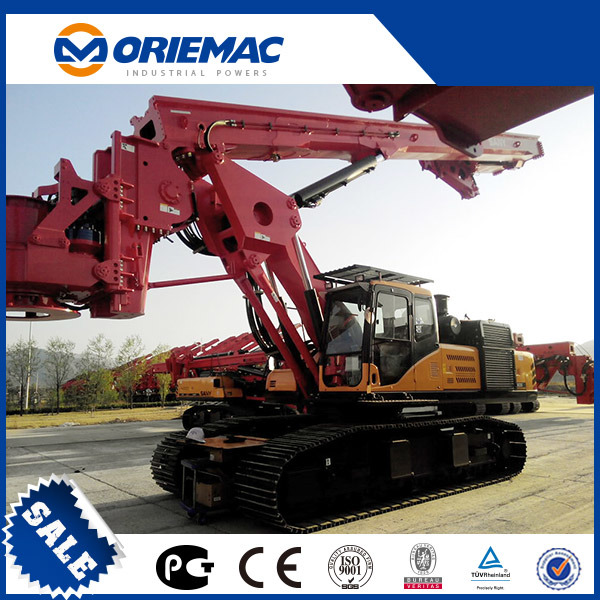 Sany Piling Machine Sr155c10 Crawler Rotary Drilling Rig for Sale