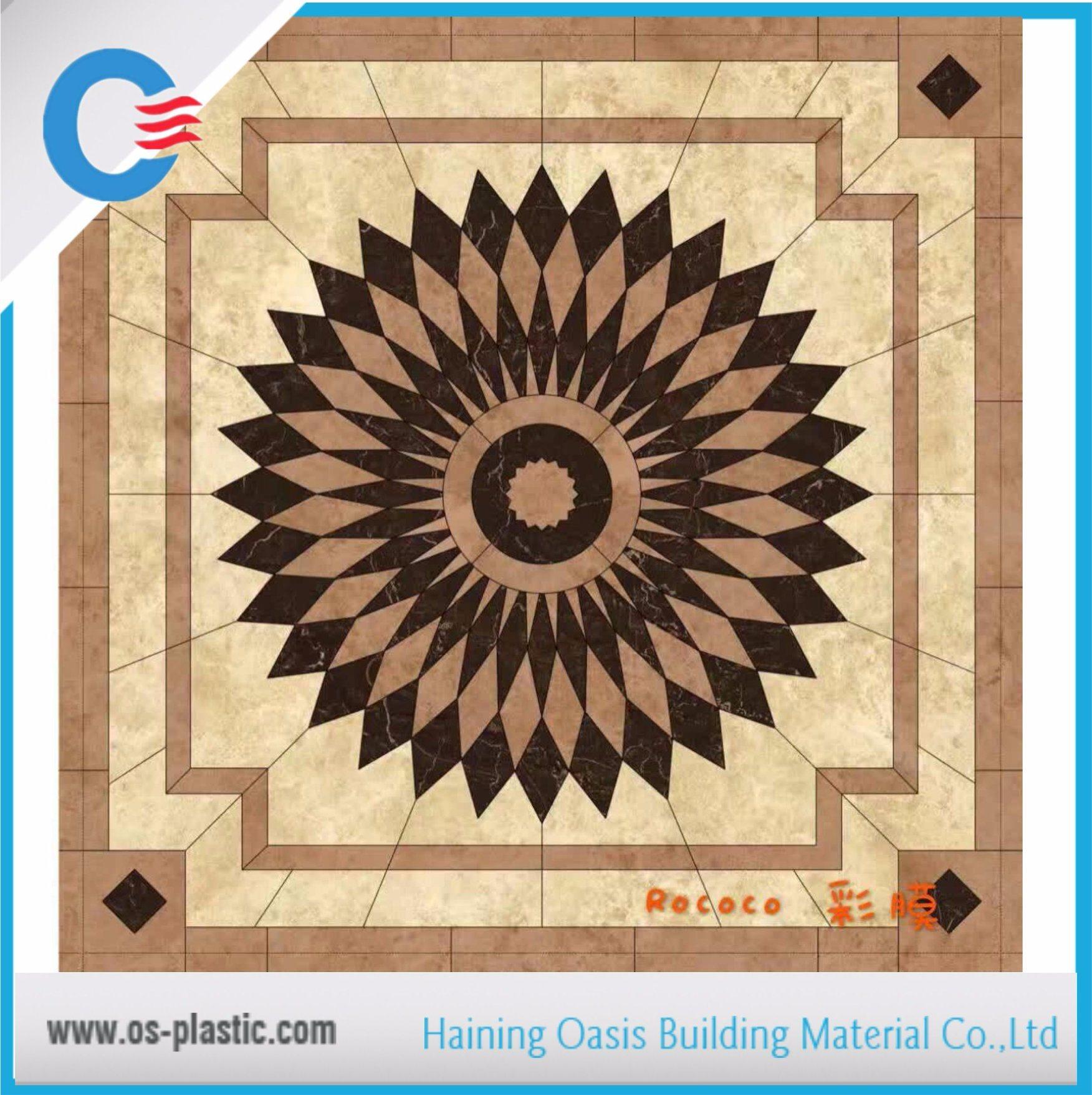 New Color 595mm PVC Tiles