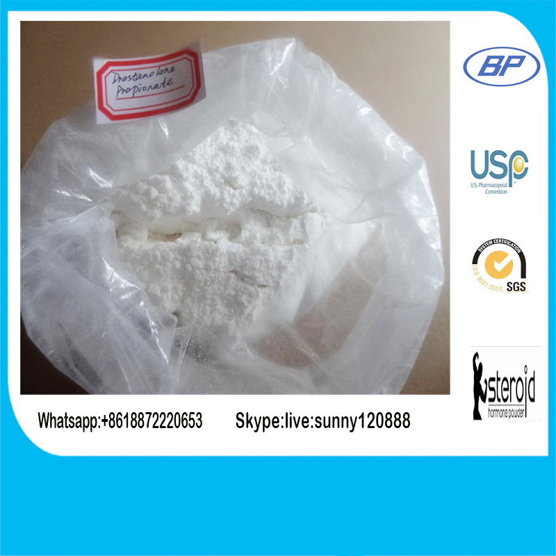 Drostanolone Propionate Powder CAS 521-12-0 Mastern for Muscle Gains