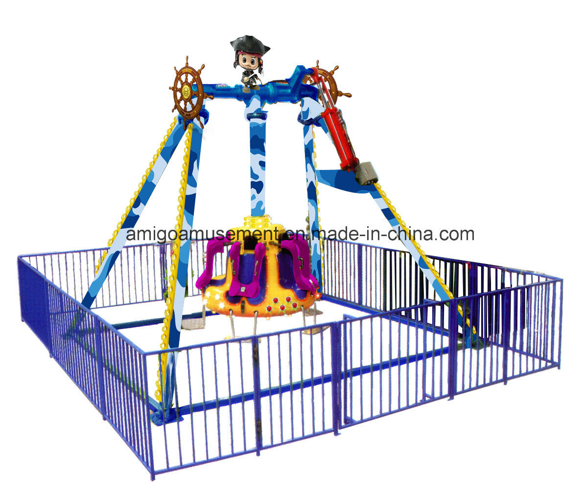 Crazy Pendulum Ride for Adult and Kids Amusement Park Equipment