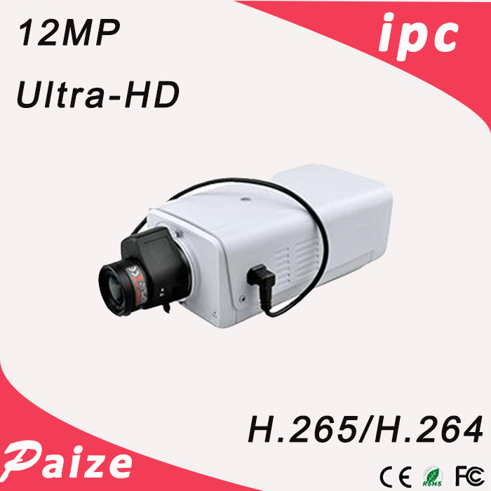 12MP Ultra-HD Network Bullet Security an Surveillance Camera {Ipc-At63120}