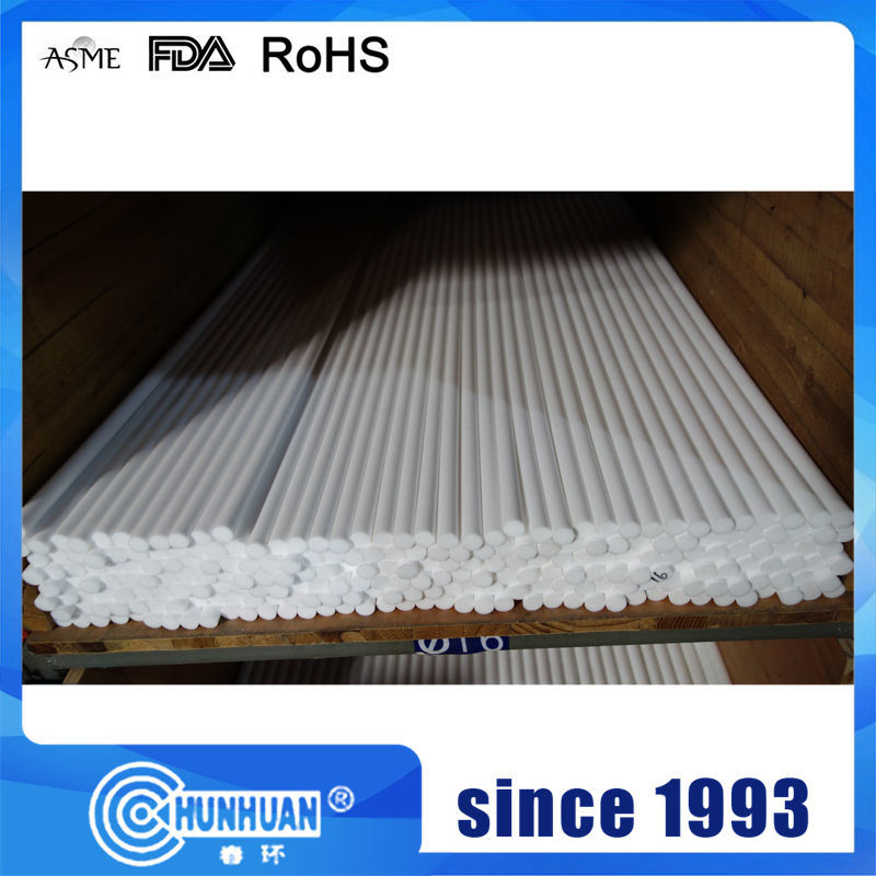 PTFE/Teflon Moulding Moulded Rods, Round Bar, Plastic Rods