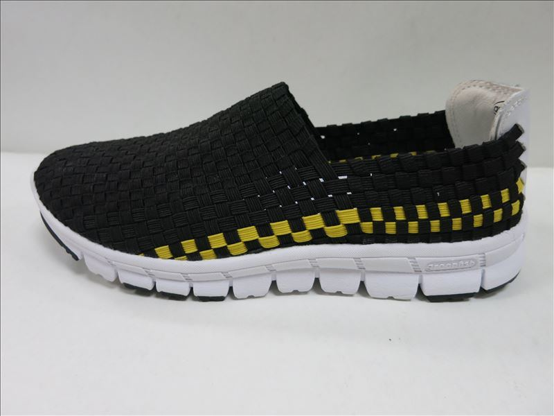 Cheap Colourful Woven Shoes Men