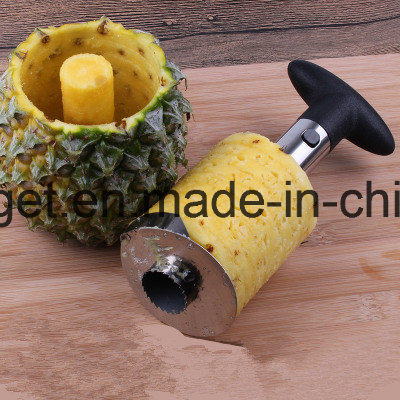 Stainless Steel Pineapple Peeler, Pineapple Corer, Pineapple Slicer - All in One Kitchen Gadget Esg10153