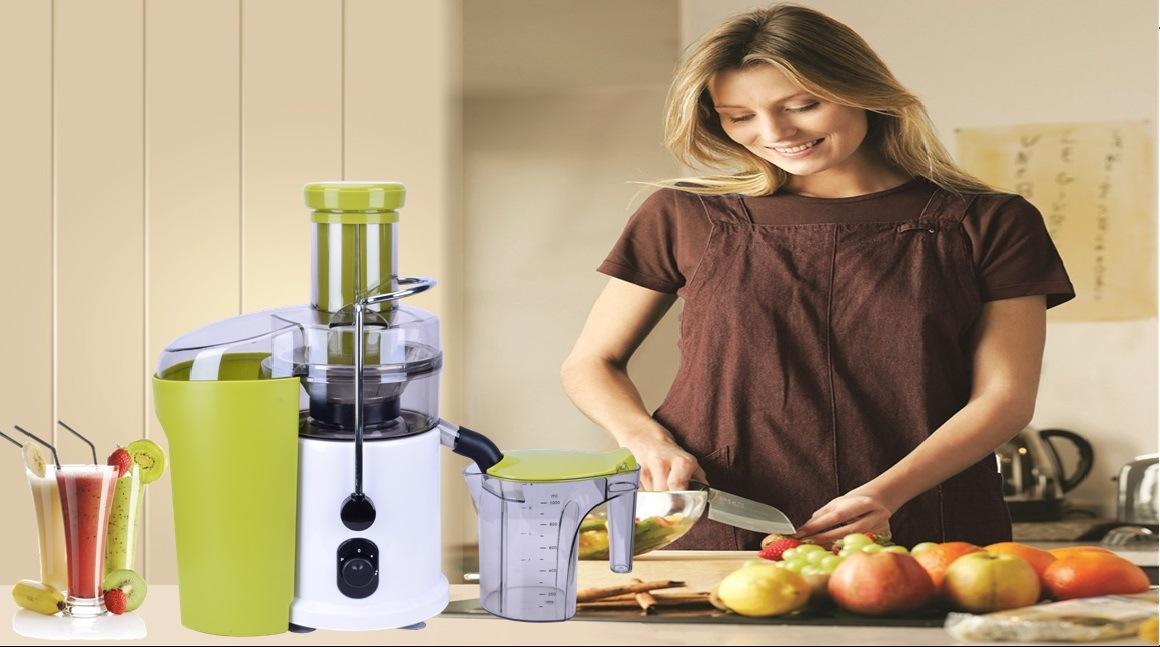 Wholesale 1L Juice Extractor, Fruit Juicer