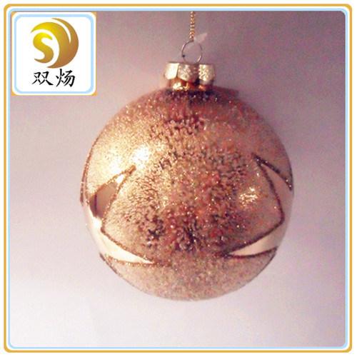 Cheap and High Quality Christmas Glass Ball for Christmas Tree Decoration