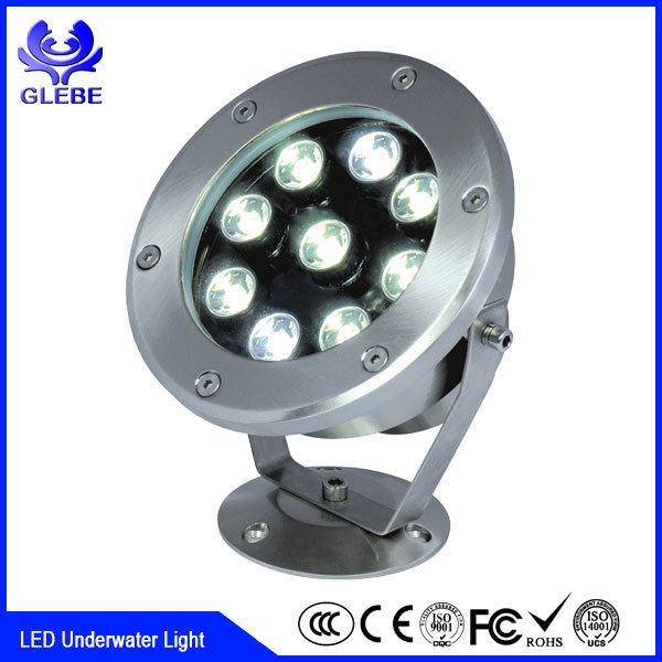 High Lumen High Quality COB LED Aquarium Tank Light 12W LED Surface Mounted Pool Light