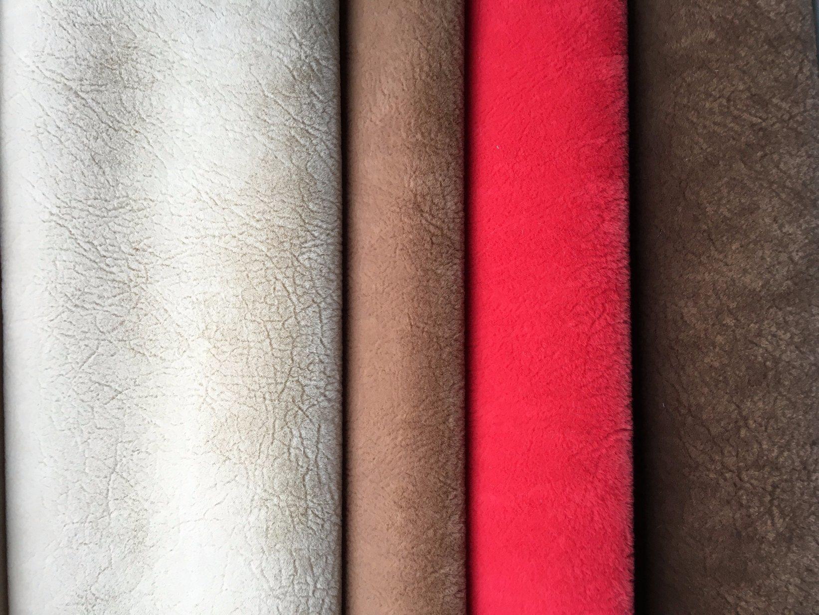 100%Nylon Flocked Fabric Flocked Fabric (CME)