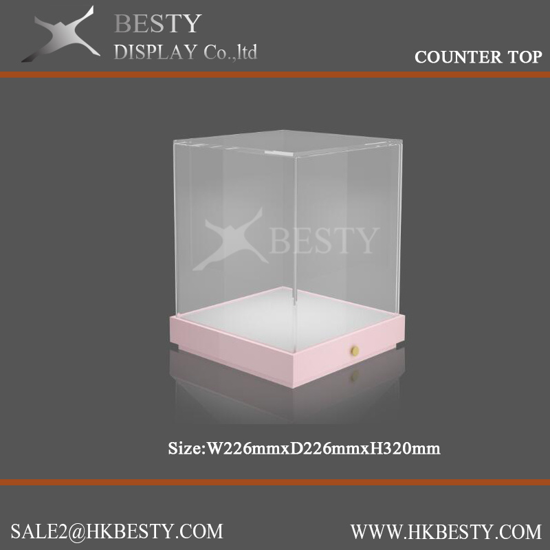 Customized Besty Small Display Counter Top Showcase