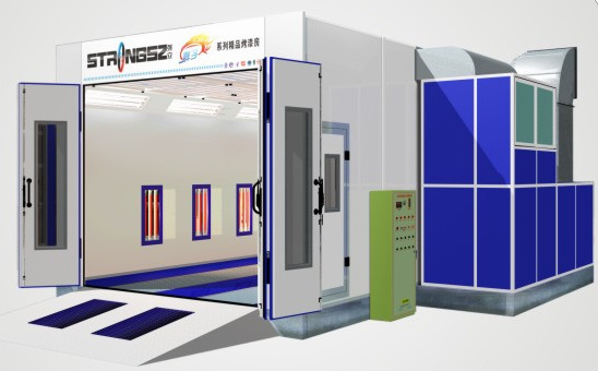 Infrared Spray Booth (QL-DF70/40B)