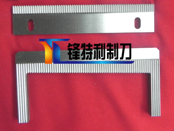 Packing Serrated Blade/Knives HSS Material for Candy Packaging Machine