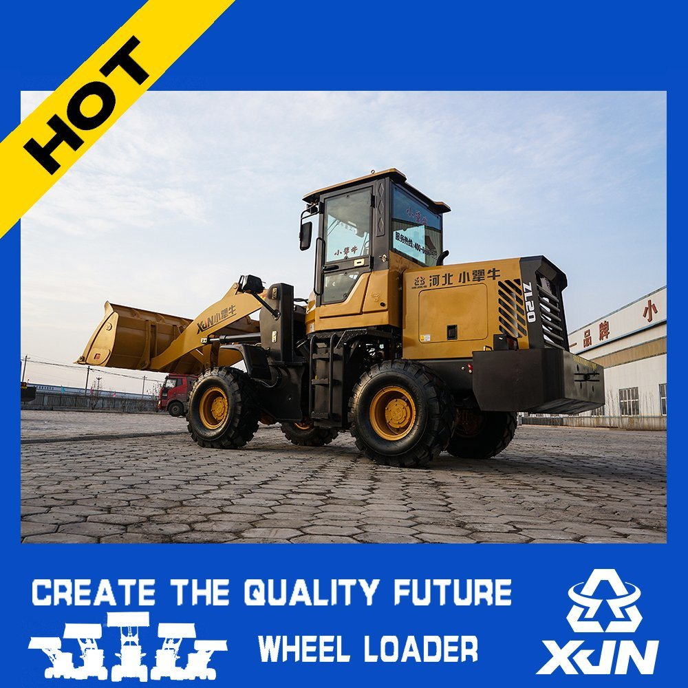 Wheel Loader Mini Wheel Loader Mini Loader