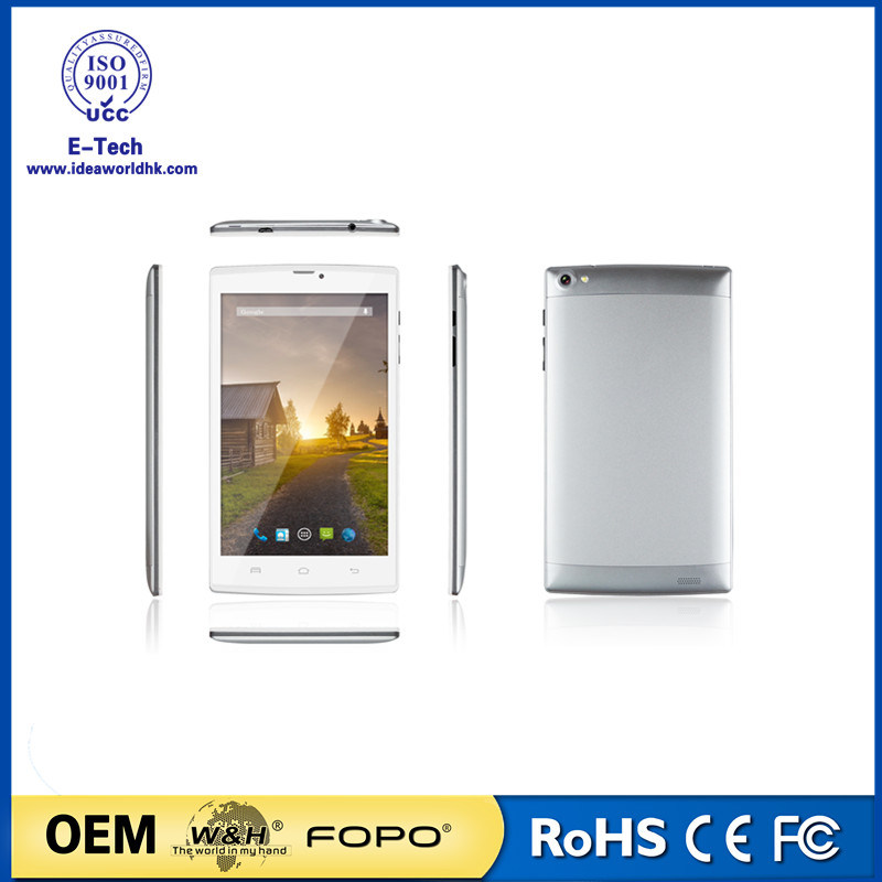 Android 4.2 Tablet PC, 7 Inch Mtk 8382 Quad-Core Multi Touch Screen Tablet