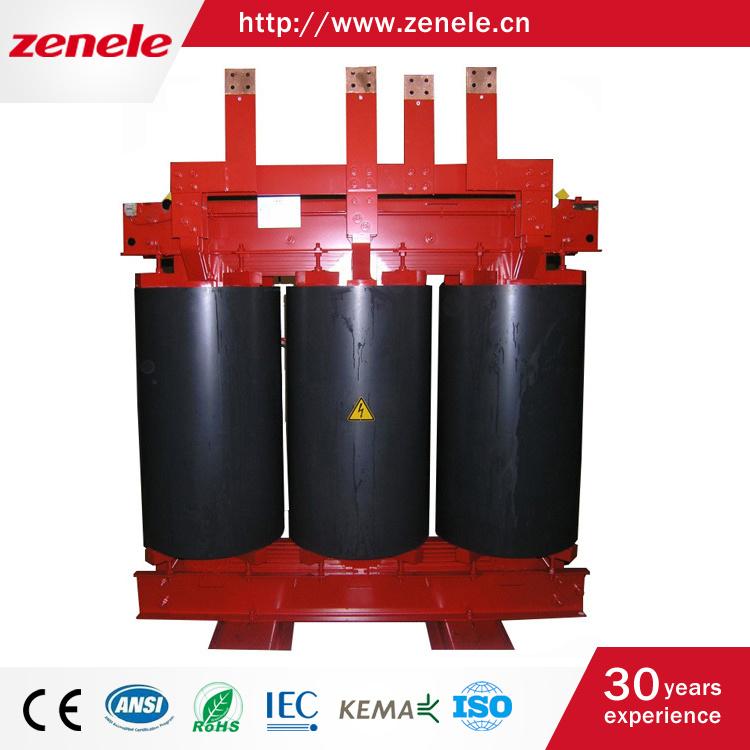 11kv 33kv High Voltage 3 Phase Dry Type Cast Resin Power Distribution Transformer