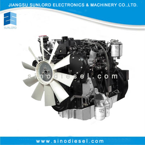 Diesel Engine for Construction Machinery (1004-4T) on Sale