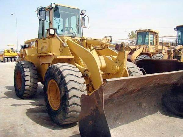 Original Japan Caterpillar 936f Loader/Cat 936f Loader