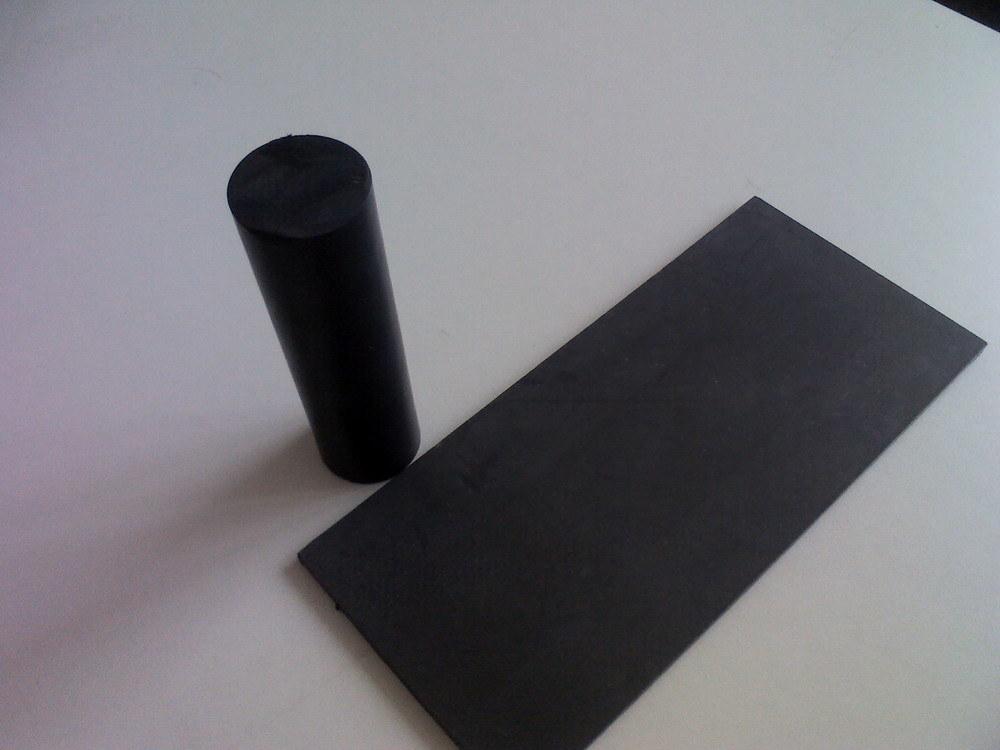 Teflon Filled Rod PTFE for Mechanical Gasket Seal