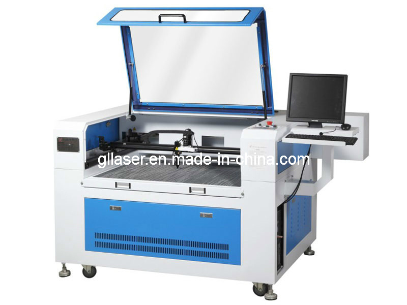 Embroidery Labels Laser Cutting Machine (GL-960CCD)