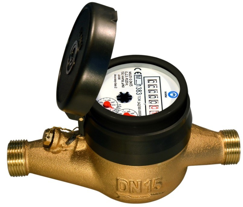 Multi Jet Dry Economic Water Meter