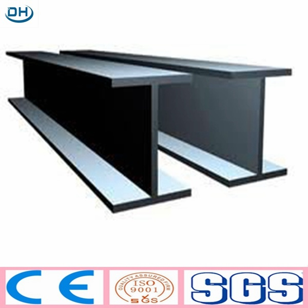 China Hot Rolled H Beam Q235 in Steel Profile