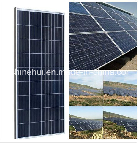 Monocrystalline Solar PV Cells Panel of 300watts with IEC Module