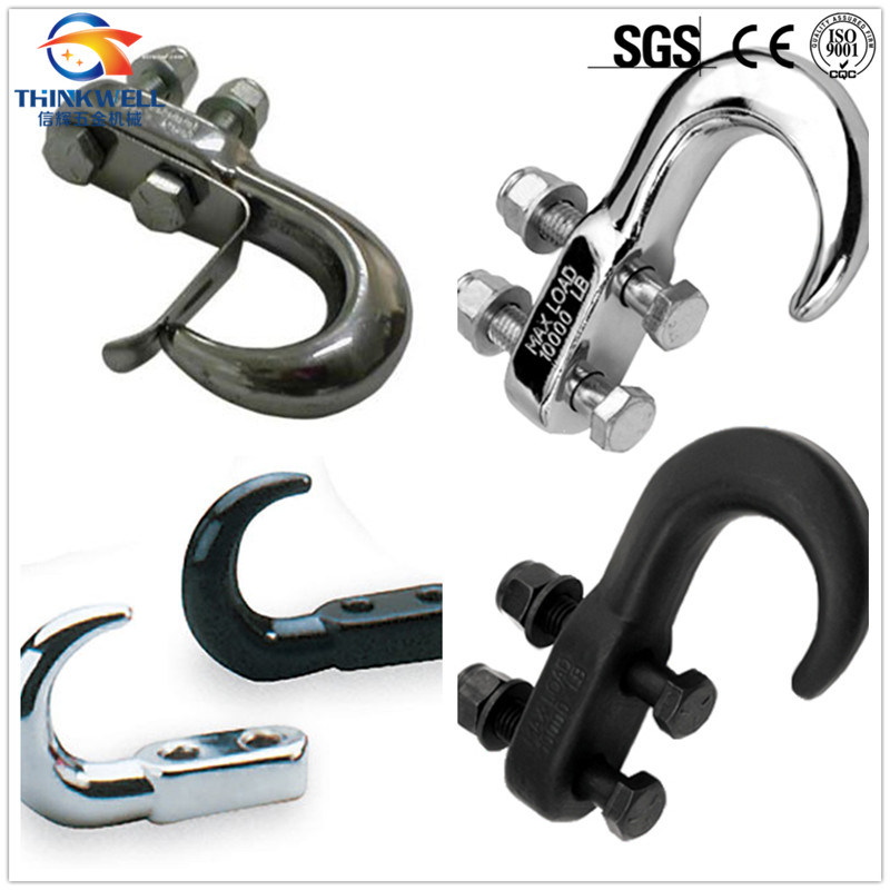 High Strength Forged Steel Truck Tow Hook