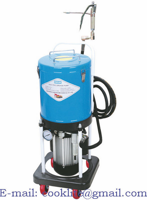 Electric Lubrication Pump Oil Grease Dispenser 30L 220V/380V