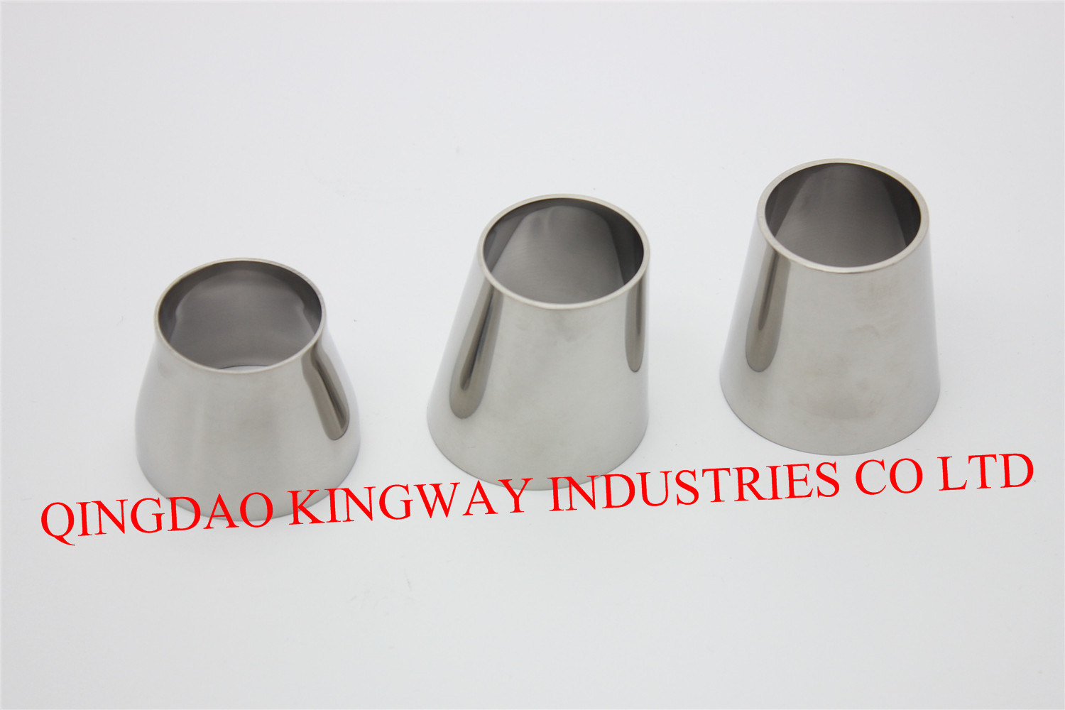 Stainless Steel Sanitary Welded Concentric Reducer